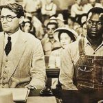 Movie, To Kill A Mockingbird, court scene image