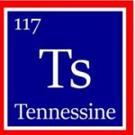 TS Scientific table image for Tennessine